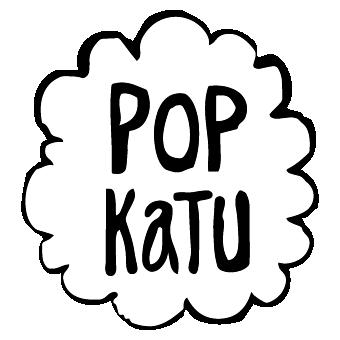 Popkatu-festivaalin logo